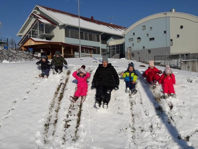 Igre na snegu