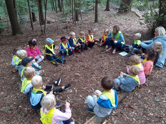 Kdo bi z nami šel v gozdiček