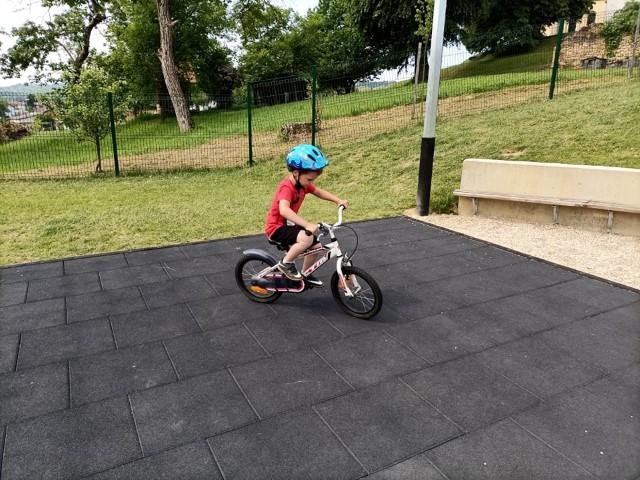 Vožnja s kolesom